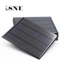 مجموعة لوحة شمسية صغيرة تعمل بالتيار المستمر 12 فولت تعمل بالطاقة الشمسية لبطاريات شواحن الهواتف المحمولة المحمولة 12 فولت 1.5 واط 1.8 واط 1.92 واط 2 واط 2.5 واط 3 واط 4.2 واط واط واط
