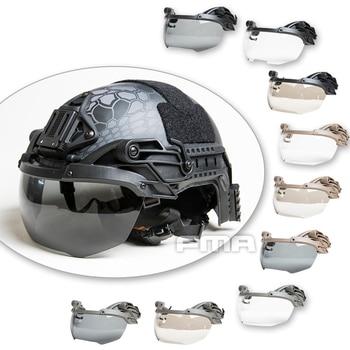 Hot FMA 3MM Helmet OP Goggles Anti-Fog Lens Protective Mask for Tactical Fast Helmet Accessories Masks