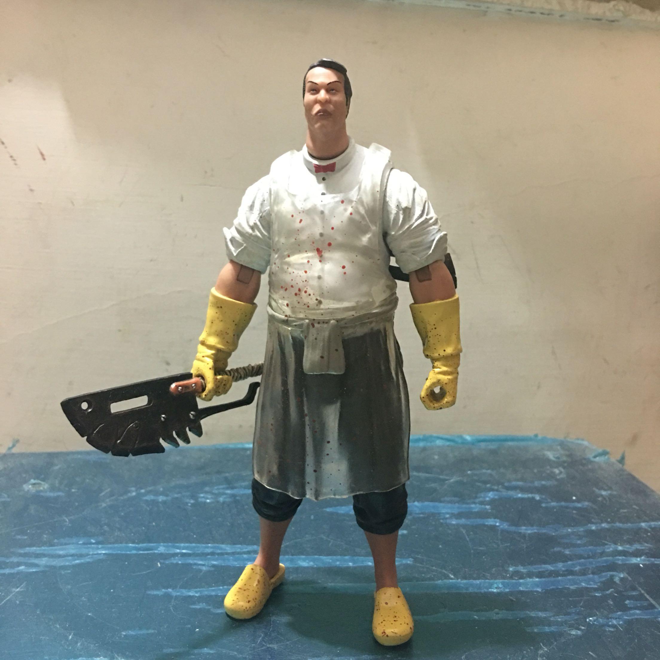 DC COLLECTIBLES Batman Arkham Knight Professor Pyg Action Figure