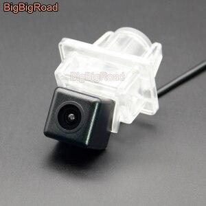 BigBigRoad Автомобильная камера заднего вида для Mercedes Benz E Class MB W211 2002-2009, резервная камера заднего вида для парковки HD CCD, оригинальный экран