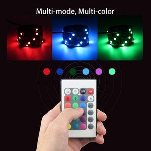Image 4 - Tuya Nhà Thông Minh Tự Động Hóa Nhà Thông Minh LED Dây Mờ Chống Nước Linh Hoạt RGB Dải Đèn Hoạt Động Với Alexa Google Home
