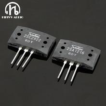 Diodo de alta potência triode 2sc2922 2sa1216 sanken amplificador áudio tubo novo ponto garantia qualidade amplificador alta fidelidade