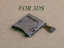 10 stücke Für 3DS SD Karte Slot Adapter Stecker Buchse Stecker Für N3DS/Nintendo Original Konsole Spiel Reparatur Ersatz
