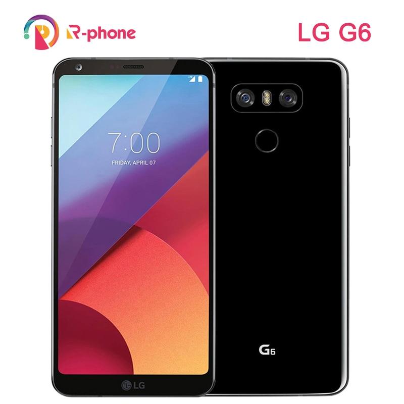 "Original LG G6 G600 H871 H872 H873 4GB RAM 32/64GB ROM Snapdragon 821 5.7 ""13MP 4G LTE Entsperrt Handy"