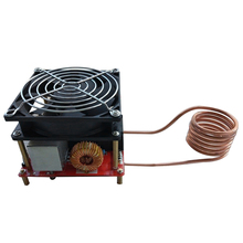 20A Zvs Induction Heating Board Flyback Driver Heater Diy Moudle Cooker+ Ignition Coil zvs tesla coil flyback driver sgtc marx generator jacob s ladder 12 30v dc red