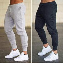 Gym Trousers Sweatpan Joggers Running-Pants Sport Fashion Soft Elasticity Leisure-Trend