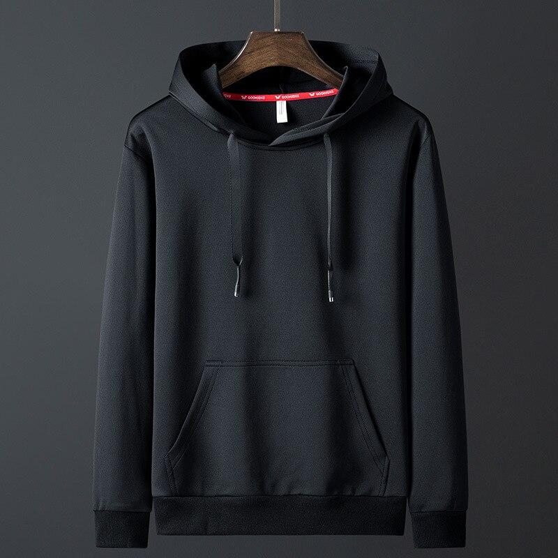 Fashion Men high quality Hoodie 2020 Hoodie Men Sweatshirt Clothes Sweatshirt Men Autumn Winter Solid Hoodie jacket