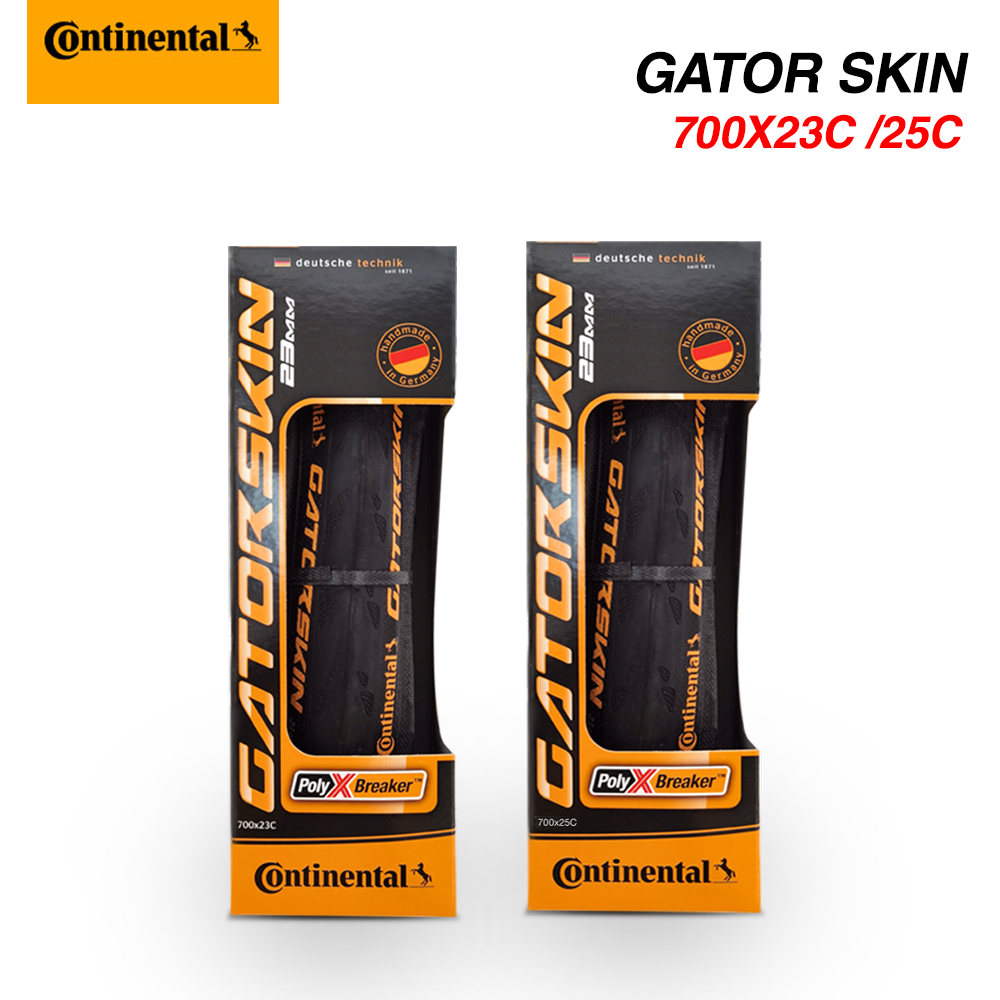 Continental Road tire 700 23c/25C Gator skin & GRAND Sport Crozzling Race Road Bicycle Clincher Foldable Tire bike tire