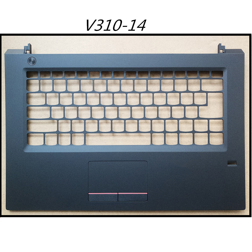 New Palmrest Upper Cover Keyboard Housing For <font><b>Lenovo</b></font> <font><b>V310</b></font>-14 <font><b>V310</b></font>-14ikb Bottom Cover Lower Case Body Carcass image