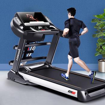 Wielofunkcyjna luksusowa wielkoformatowa ultra-szeroka bieżnia do użytku domowego i komercyjny sprzęt Fitness tanie i dobre opinie NONE CN (pochodzenie) Wielofunkcyjny Handheld Użytku domowego bieżni Electric Treadmill