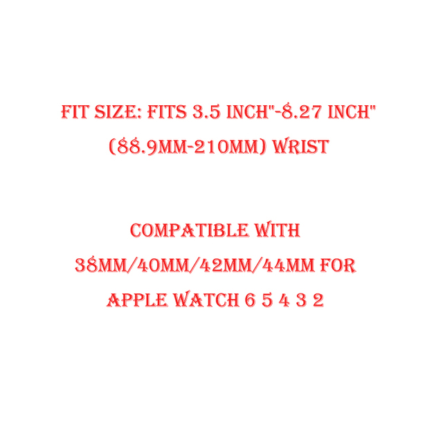 Ремешок нейлоновый для Apple Watch 38-42 мм