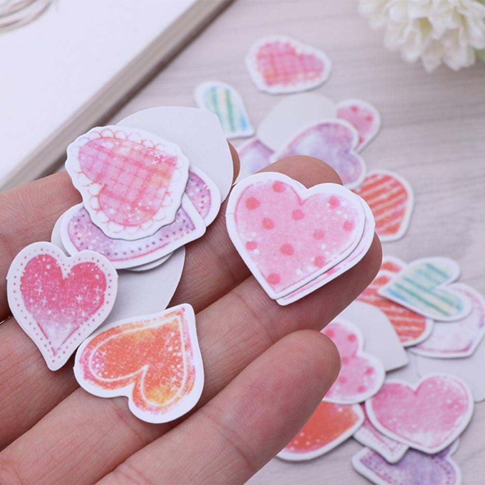 70pcs different styles Mini Cute Kawaii Cartoon photo decoration Post It Note Paper Stickers Korean Stationery
