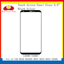 10Pcs/lot Touch Screen For LG V30 H930 H930DS H931 H932 H933 VS996 LS998U US998 Touch Panel Front Outer V30 LCD Glass Lens цена