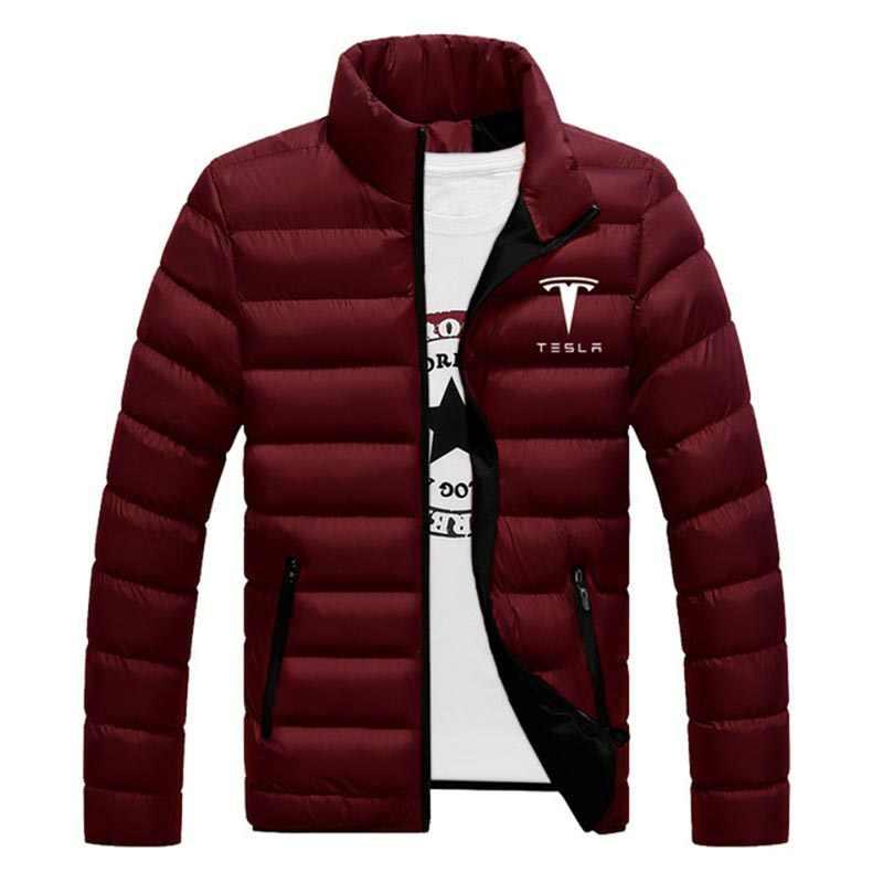 Chaqueta de invierno para hombre de alta calidad, con estampado Karl Lagerfeld, cálida y gruesa, para hombre, chaqueta de invierno, para hombre, con diseño de HS, prendas de vestir Parkas para hombre