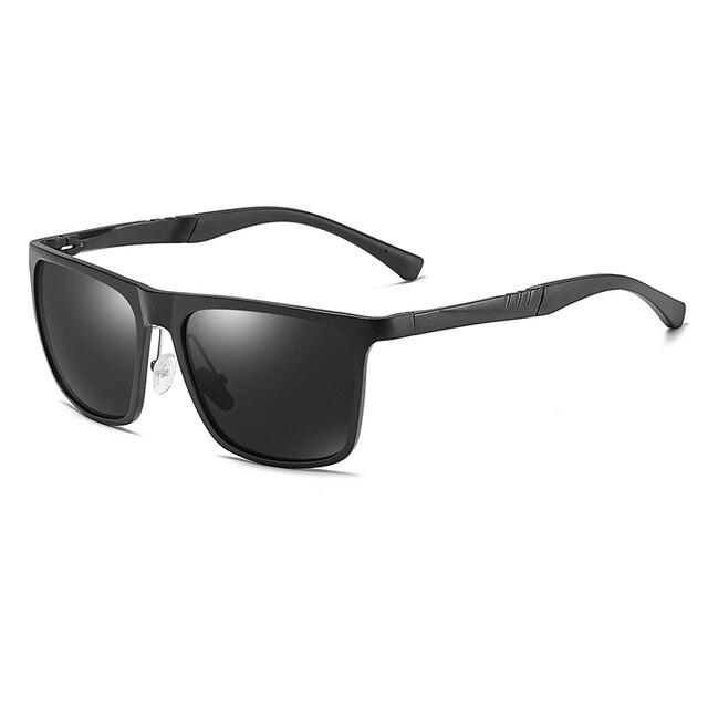 AOFLY marka projekt okulary przeciwsłoneczne polaryzacyjne