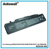For Samsung SSR428 Q430 R429 R468 R528 RV411 AA PB9NC6B Laptop Battery