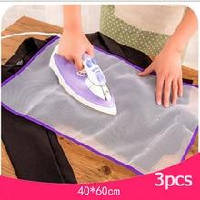Ironing-Pad And Cloth 3pcs Mesh Heat-Insulation-Pad Protective