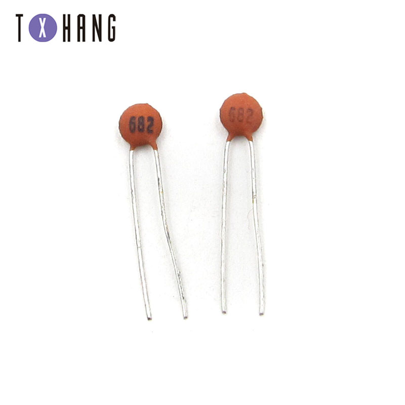 10-pcs 22pf 50v Ceramic Disc Capacitor
