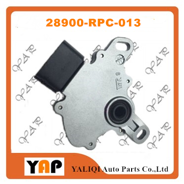 28900RPC013 Neutral Safety Switch for Honda Accord Civic CR-V Acura ILX RSX TSX