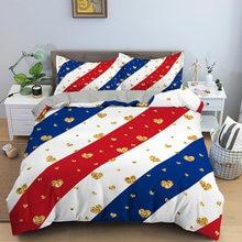 Цвет полосатые комплекты постельного белья удобные пододеяльник