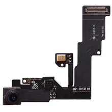 Оригинальная маленькая фронтальная камера для iPhone 5S SE 5 6 6s 7 8 Plus, датчик приближения, фронтальная камера, гибкий кабель, запасные части для те...