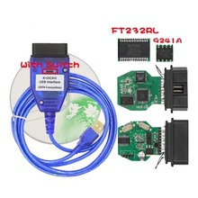 PCB INPA DCAN Diagnostic FT232RL Full-Chip Interface for USB Compatible K High-Quality