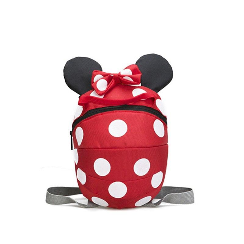 Children School Bags New Toddler Anti Lost Backpack Harness Leash Bag Walking Baby Leashes Bag Toddler Walker Safety Harness Bag