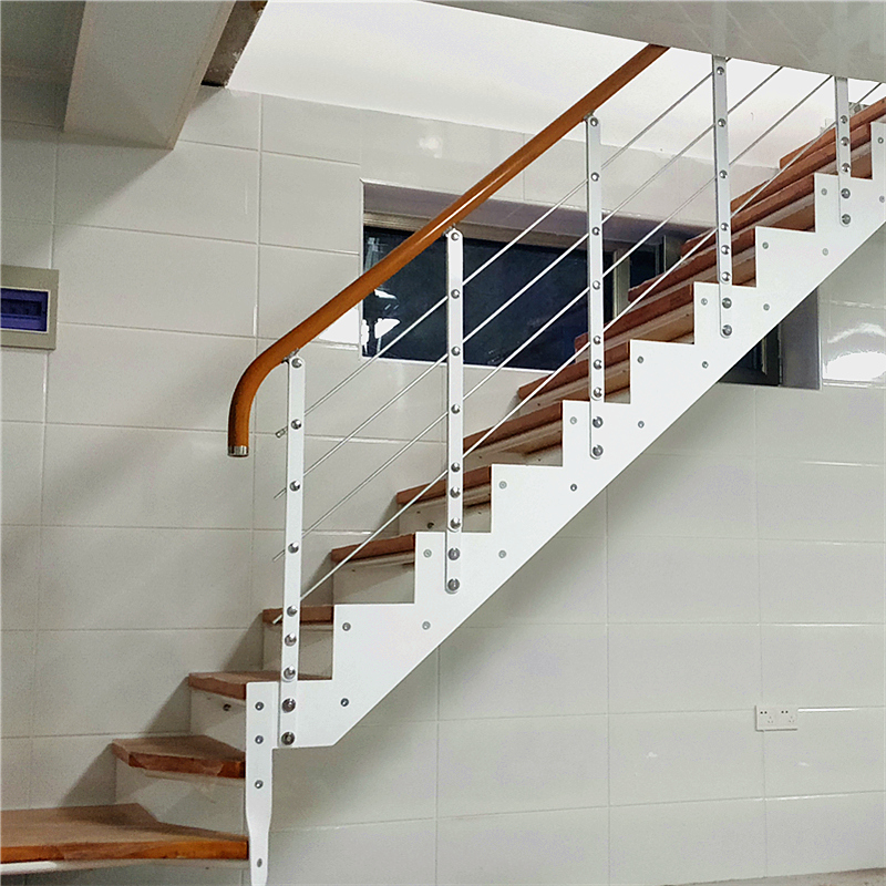 Bathroom Handrails Railing Handrail Stairs Wall Mounted Safety | Wall Handrails For Stairs | Timber | Recessed | White | Contemporary | Antique