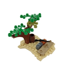 Toys Barrel-Gun Building-Blocks Tree Militarys-Weapons Gifts-Accessories Kids Children