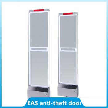 Acoustic Magnetic Anti-Theft Door System Supermarket Shopping Mall EAS Anti-Theft Security Inspection Alarm Induction Door