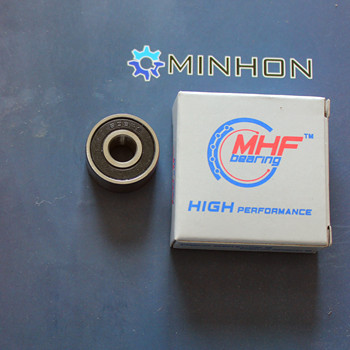608-2RS MHF Size 8*22*7 ABEC-3 Best Price High Performance Skate Bearing image