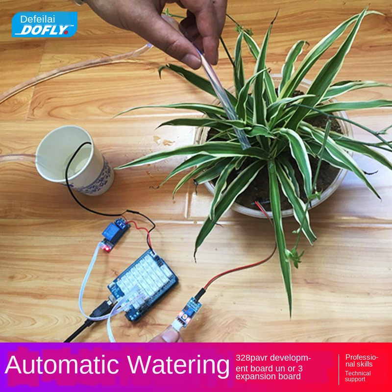 Automatic Watering Kit Suitable For Arduino Soil Humidity Detection