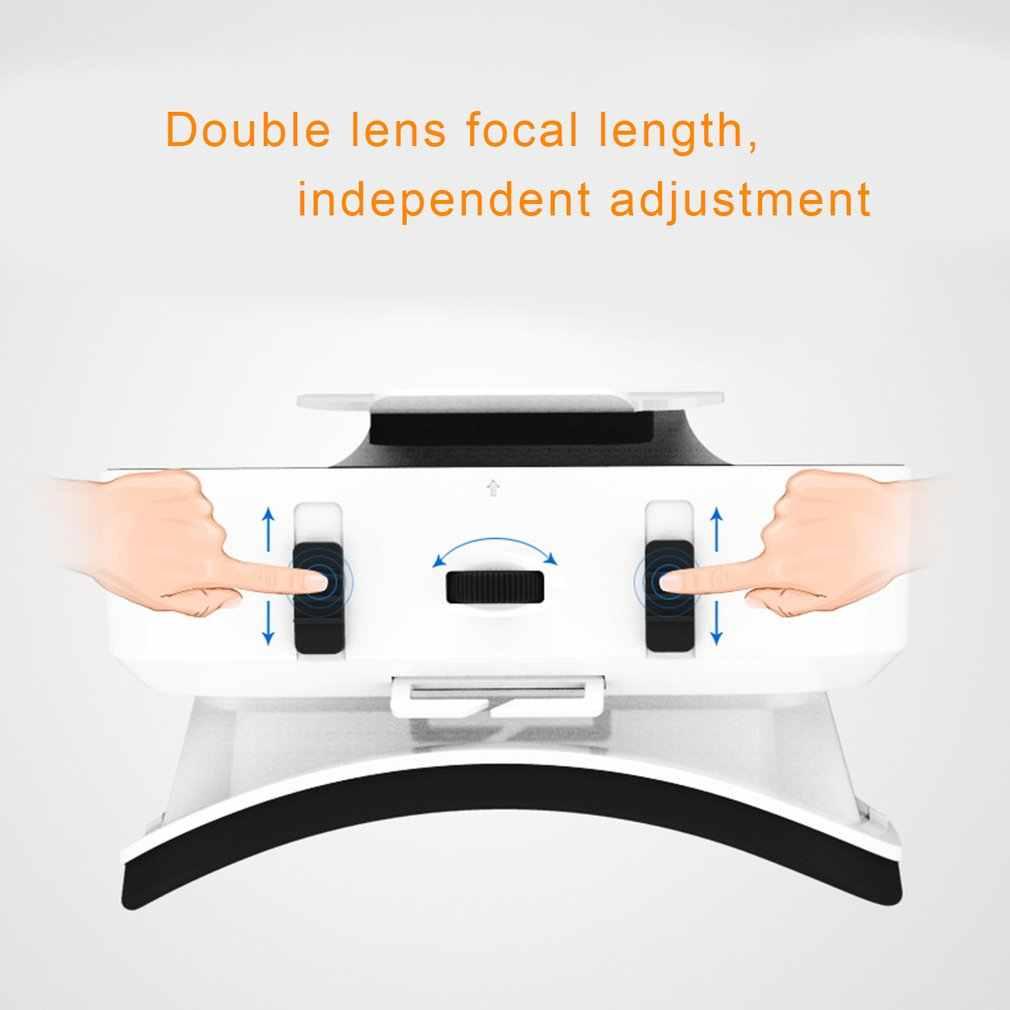 """2019 Hot wirtualnej rzeczywistości 3D SC-G05A okulary kask Google tektura dla iPhone Samsung 4.7 """"6 cal smartfony"""
