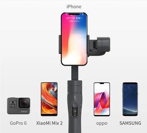 Image 5 - FeiyuTech Vimble 2 Smartphone Gimbal 3 Axis Handheld Stabilizer with 183mm Extension Pole Tripod for iPhone X 8 7 XIAOMI Samsung