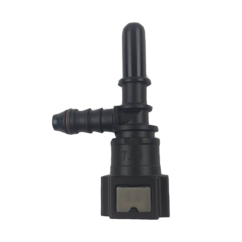 Quick-Connector Coupling Fuel-Line F-Type Female Straight ID6 180-Degree Automotive High-Quality