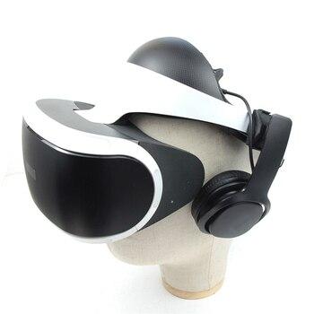 1pair Enclosed VR Game Headphone for Oculus Quest/ Rift S for PSVR VR Headset Wired Earphone Left Right Separation VR Headphones 3