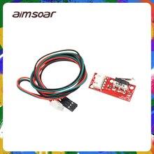цена на Mechanical Endstop End Stop Limit Switch + Cable For CNC 3D Printer RAMPS 1.4 3d printer parts