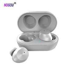 TWS Bluetooth Earphone Wireless Earphones HandsFree Headset WaterProof Noise Cancelling Earbuds For Ps4 Xiaomi Redmi Smartphone