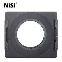 NiSi 150mm Aluminum Square Filter Holder Specially for Tokina 16 28mm F2.8 360 Degree Rotation,Without Vignetting Design