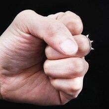 Finger-Ring Security-Protection Defense Window-Self-Defens Emergency-Rescue Mini Broken