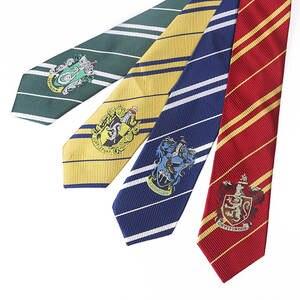College-Necktie Corbatas-Accessories Custom-Logo Cosplay Skinny Novelty Women Slim Mens
