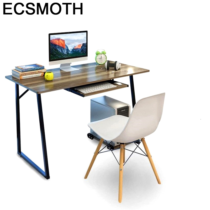 Ordinateur Portable Office Escrivaninha Escritorio Mueble Biurko Scrivania Tablo Laptop Stand Bedside Desk Computer Study Table