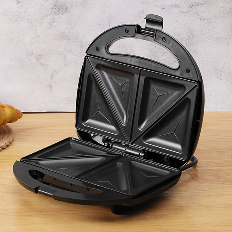750W 220V Multifunction Electric Eggs Sandwich Maker Mini Bread Grill Waffle Crepe Toaster Pancake Baking Breakfast Machine