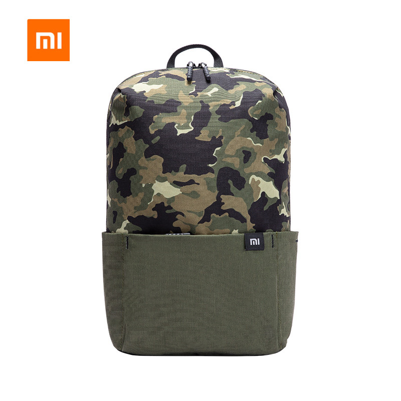 Original Xiaomi Color Small Back Mi Pack Big Star Version Capacity Anti-Water Bag Mi Many Color Lovers Couple  Pack