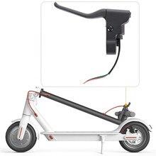 Electrical-Scooter-Brake-Handle-Spare-Parts Skateboard Lever-Parts Brake-Handlebar Xiaomi M365