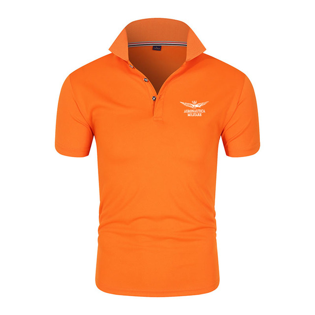 2021 Brand New Men's Polo Shirt High Quality Men's Cotton Short Sleeve Shirt Brand Clothing Summer Casual Fashion Polo Shirt Top 5