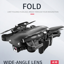 S166 GPS Drone With Camera RC Quadcopter Drones HD 4K WIFI F