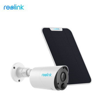 Reolink 100% Wireless Security IP Camera Argus Eco and Solar Power Full HD 1080P Outdoor Video Surveillance 1