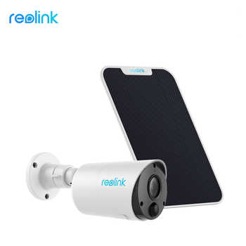 Reolink 100% Wireless Security IP Camera Argus Eco and Solar Power Full HD 1080P Outdoor Video Surveillance - DISCOUNT ITEM  56 OFF Security & Protection