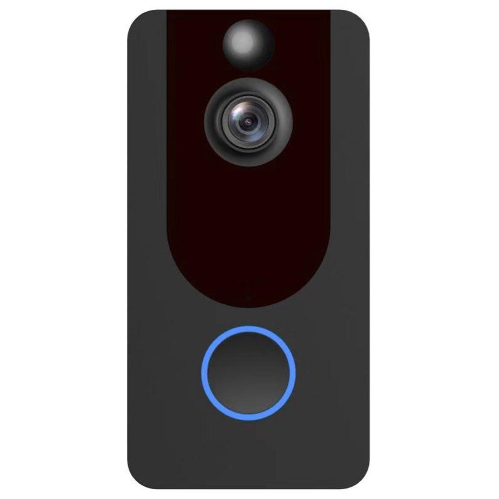 V7 HD 1080P Smart WiFi Video Doorbell Camera Visual Intercom With Chime Night Vision IP Door Bell Wireless Security Camera